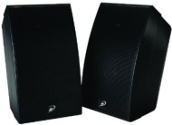 Dayton SAT-BK Satellite Speaker Pair Black