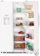 GE Side-by-Side Refrigerator GSS25JFP