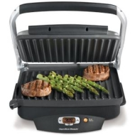 Hamilton Beach 25360 Searing Grill Stainless steel