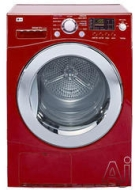 LG Front Load Electric Dryer DLEC855