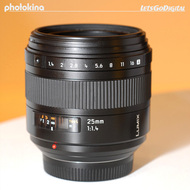 Leica D Summilux 25 mm f/1.4