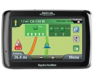 "Magellan RM2055T-LM 4.3"" GPS with Lifetime Mapsand Traffic"