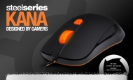 Steel Series 62029 KANA Optical Gaming Mouse USB