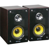 Technical Pro MRS43U Active & Passive USB Studio Monitors