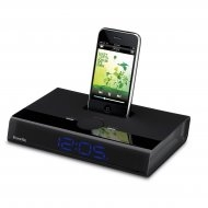 XtremeMac Luna Voyager - Clock radio with iPhone / iPod cradle