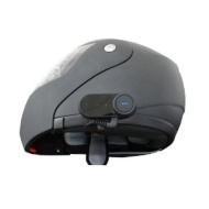 eSynic® 800m BT Interphone Bluetooth Motorbike Motorcycle Helmet Intercom Headset Wireless Headset -- Support Rider to Rider, Rider to Pil