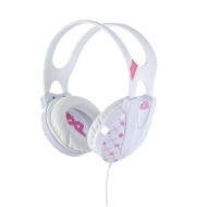 2XL X6BRBZ-25 Brickyard-Over-Ear Headphone, Grills (Pink)