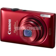 Canon PowerShot ELPH 300 HS 12MP Red Digital Camera w/ 1080p Video