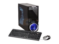 CyberpowerPC Gamer Ultra 2097 Desktop PC Phenom II X4 965(3.4GHz) 4GB DDR3 1TB HDD Capacity AMD Radeon HD 6670 Windows 7 Home Premium 64-bit