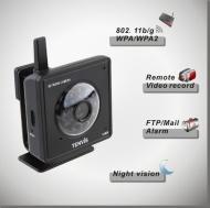 Tenvis Mini319W Wireless IP Camera Night vision iPhone View