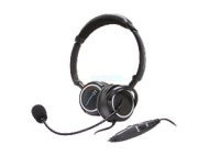Turtle Beach Ear Force Z1 3.5mm Circumaural Noise-Reduction PC Gaming Headset with Stereo Sound
