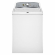 White 4.0 cu. ft. Front Load Washer - MHWE200X