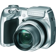 Olympus - 7.1 Megapixel Digital Camera with 10x Optical Zoom