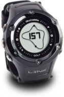 SkyGolf SkyCaddie LINX Watch, Black, Small