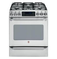 GE Stainless Steel Freestanding Electric Range CS980SNSS
