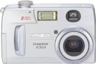 Konica Minolta DiMAGE E203
