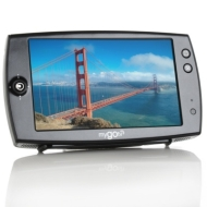"MyGoTV 7"" Portable Digital TV with Second Battery"
