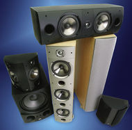 PSB Image surround speaker system
