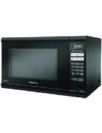 Panasonic Family-Size 1.2 cu. ft. Microwave Oven NN-SN651B Black