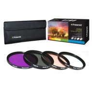 Polaroid 58mm multi coated UV protect filter