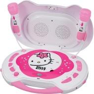 Spectra Hello Kitty CD Karaoke System/CD Player - KT2003B