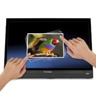 "ViewSonic VSD220 54,6 cm (22"") Smart Display mit Android 4.0 Touch Screen"