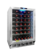 Vinotemp 58 Bottle Wine Cooler
