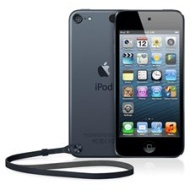 Apple 32GB iPod Touch 5th Generation MP3 Player Black-MD723LL/A