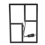 HD Frequency Cable Cutter Indoor Outdoor HD Digital TV Antenna, Mini (CC-17M)