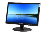 "Hanns-G - 18.5"" LED Monitor - Black HL193ABB"