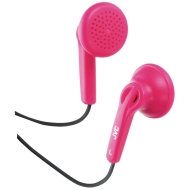 JVC America Ear buds Headphones Pink