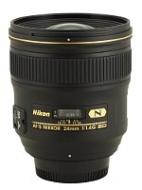 Nikon Nikkor AF-S 24 mm f/1.4G ED