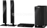 Panasonic SC-HTB350 2.1 Channel Sound Bar Speaker System with Wireless Subwoofer, 240W