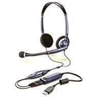Plantronics Skype-ready Audio 45 USB Stereo PC Headset