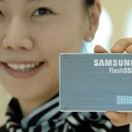 Samsung PB22-J 256GB SSD