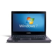 eMachines 732 15.6 inch Notebook ( Intel Core i3-370M, 2GB RAM, 160GB HDD, DVD, Webcam, Wireless, Windows 7 Home Premium 64-bit)