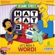 SESAME STREET: LETS MAKE A WORD