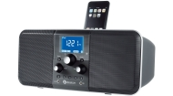 Boston Acoustics Horizon Duo-i - Clock radio with iPod cradle - midnight