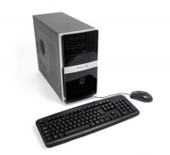 Celeron Dual Core E1400 2.0Ghz, 250GB HDD, 2GB RAM, DVDRW, Vista Premium