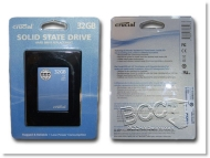 Crucial 32GB Solid State Internal 2.5-Inch Drive