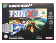 F-ZeroX for Nintendo 64