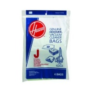Hoover Standard J Vacuum Cleaner Bags Part # 4010010J