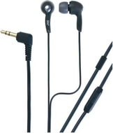 JVC In-Ear Headphones (Black)
