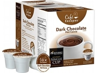 Keurig K-Cup Cafe Escapes Dark Chocolate Hot Chocolate 16 Pack