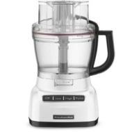 KitchenAid 13-Cup Food Processor with ExactSlice- White - KFP1333WH