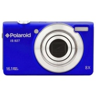 "Polaroid 16.1mp Ultra Slim Optical Zoom Camera-black (""nz3312"")"