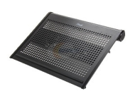 "Rosewill Black 14"" - 20"" Notebook Cooler with 4 USB2.0 Hubs Model RLCP-11003B"