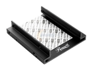"Rosewill RX-C200 2.5 SSD / HDD Aluminum Mounting Kit for 3.5"" Drive Bay"