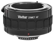 Vivitar 7 Elements 2x Tele Converter For Canon