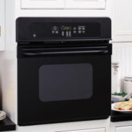 JKP90BMBB 27-in  Double Wall Oven (Electric, 3.9 Cu. Ft.)